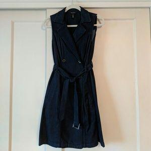 Denim Dress by WHBL